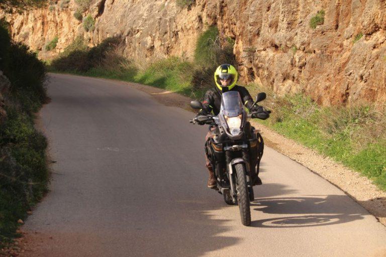 Rosh Hanikra ride (Custom)