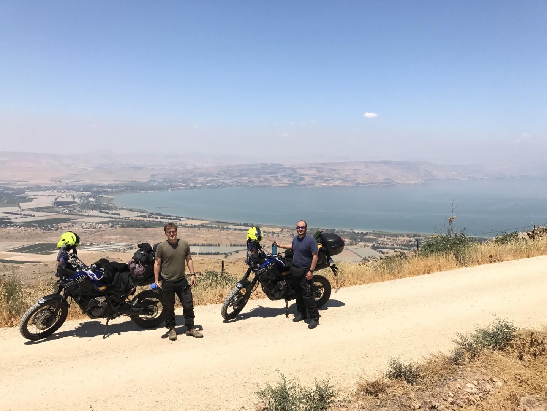 motorcycle rental israel