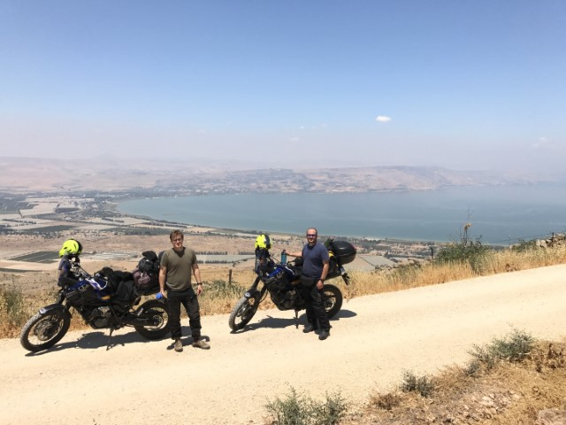 Sea of Galilee (Small)