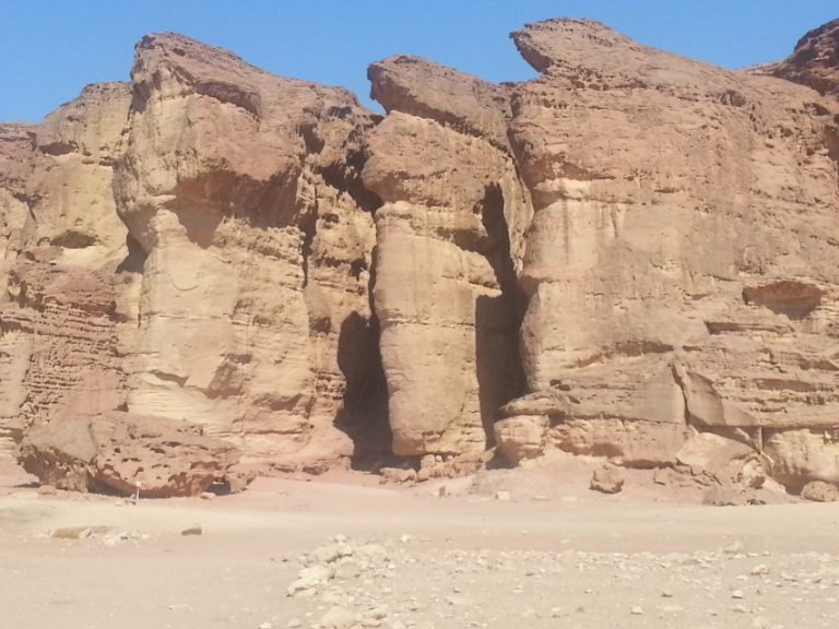 Timna motorcycle tour southern Israel (Custom)